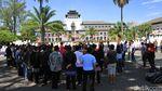 Penuh Warna, Begini Persiapan Jelang Karnaval Jokowi di Bandung