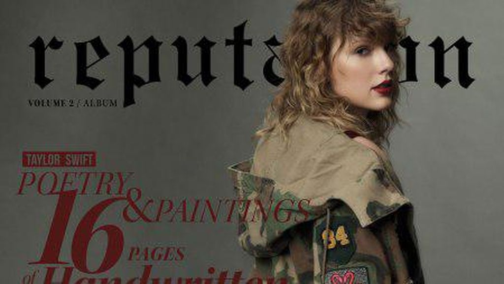 Taylor Swift Jadi Zombie dan Ejek Diri Sendiri di MV Terbaru