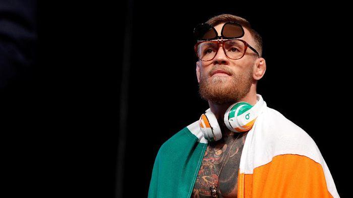 Conor McGregor bakal hadapi Manny Pacquiao tahun depan? (Reuters)