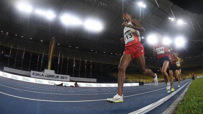 Atlet Profesional sekalipun mengakui, olahraga tanpa diimbangi diet yang benar maka hasilnya tidak akan maksimal (Foto: Sigid Kurniawan/Antara Foto)