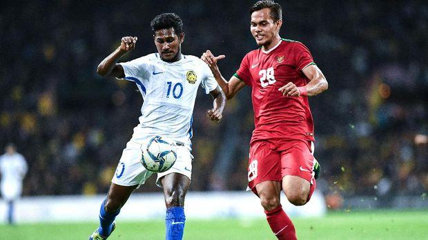 Timnas Indonesia punya sejumlah peluang emas untuk mencetak gol di laga ini.