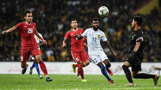Timnas Malaysia U-23 kalahkan Indonesia di semifinal SEA Games 2017.
