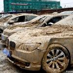 Waduh! Parkir Mobil Kotor di Dubai Kena Denda Rp 2 Juta