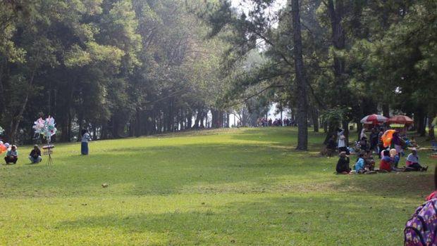 Taman Rekreasi Selabintana di Sukabumi