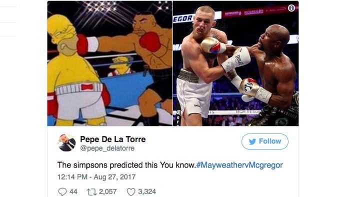 Meme Meme Dari Duel Mayweather Vs Mcgregor Foto 2