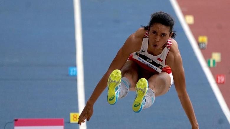 Tim Atletik Mulai Program Asian Games pada Pertengahan Oktober