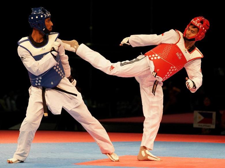 Dua Hari Jelang Test Event Taekwondo, Peralatan Akhirnya Tiba