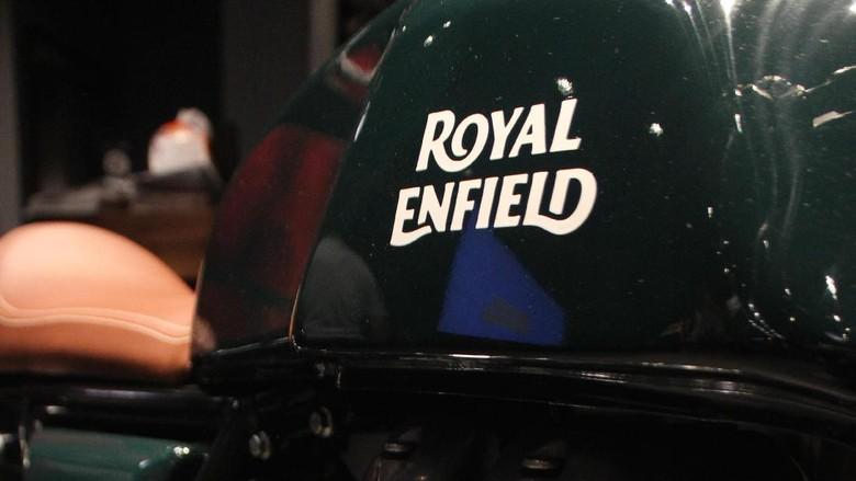 Royal Enfield (Foto: Prins David Saut)