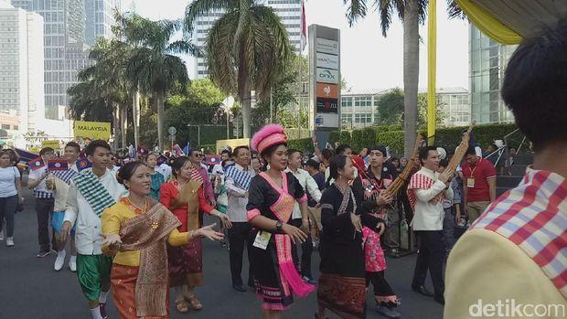 Parade ASEAN 50