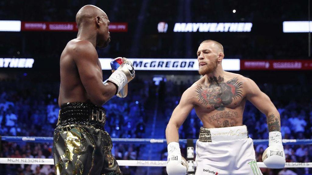 Jeda UFC, McGregor Gelar Premier Film Berjudul Notorious