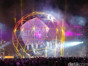 Singapore Night Festival, Satu Lagi yang Spektakuler di Singapura
