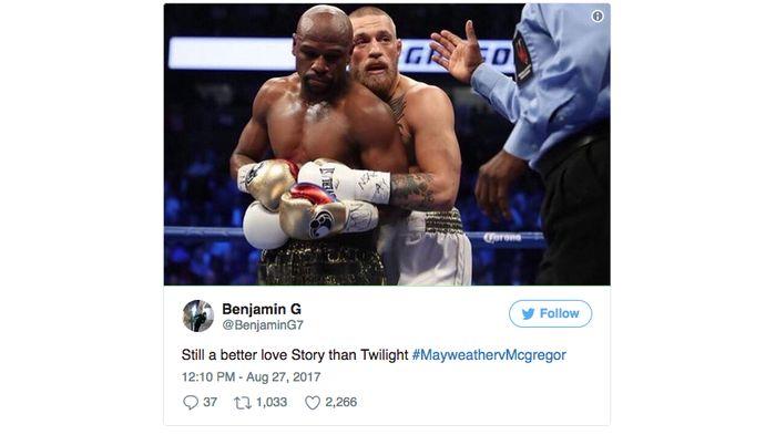 Meme Meme Dari Duel Mayweather Vs Mcgregor Foto 4