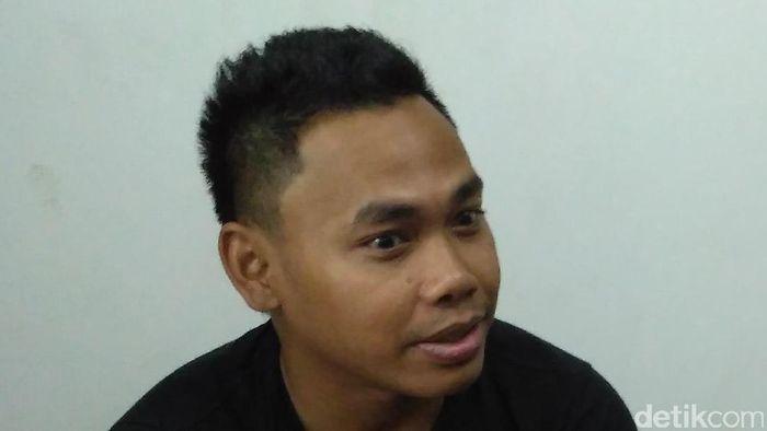Ako Yuli Irawan berhasil meraih medali perak SEA Games 2017 Kuala Lumpur. (Mercy Raya/detikSport)