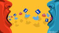 Kominfo Rancang Aturan Hoax dan Hate Speech di Facebook Cs
