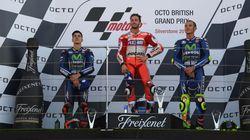 Daftar Pemenang MotoGP Inggris di Silverstone