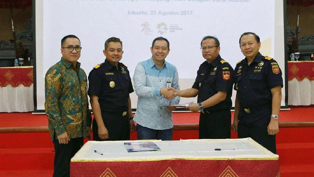 ID Card Pegawai Bea Cukai Bisa Buat Belanja di Kantin
