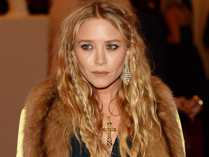 NEW YORK, NY - MAY 06:  Mary-Kate Olsen attends the Costume Institute Gala for the PUNK: Chaos to Couture exhibition at the Metropolitan Museum of Art on May 6, 2013 in New York City.  (Photo by Dimitrios Kambouris/Getty Images)