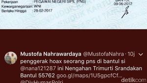 PNS Bantul Pemilik Akun nana121287 Bantah Terlibat Sindikat Saracen
