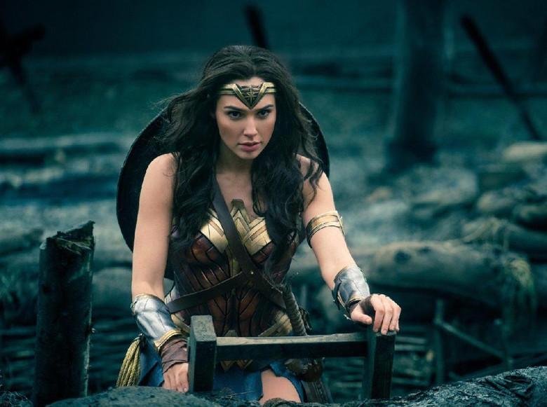 Gal Gadot Umumkan Syuting Sekuel Wonder Woman 1984 Rampung