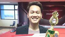 Pemuda Ciamis Ini Toreh Segudang Prestasi Debat Internasional