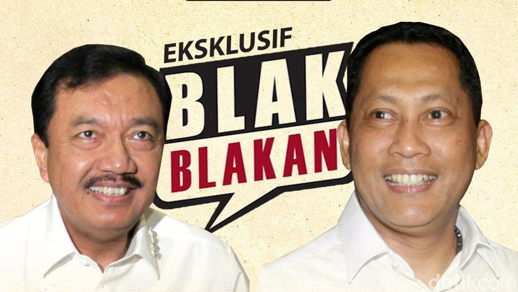 Pimpinan KPK Diundang ke Pernikahan Anak Buwas-BG, Bakal Datang?