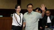 MA Sunat Hukuman 2 Penyuap Eks Hakim MK Patrialis Akbar