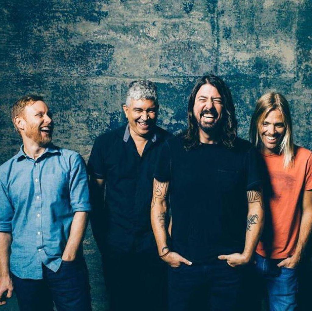 Dave Grohl Ajak Bocah 10 Tahun Main Bareng Foo Fighters