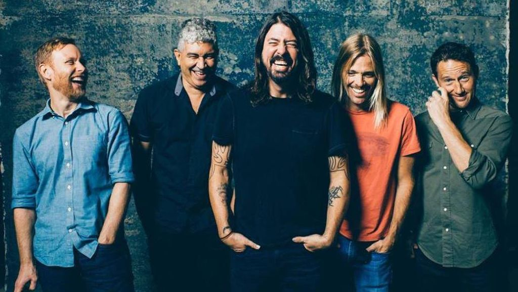 Dave Grohl Ajak Bocah 10 Tahun Main Bareng Foo Fighters