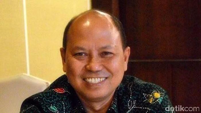 Ketua DPN Seknas Jokowi, Dedy Mawardi