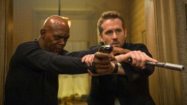 Morgan Freeman Gabung Ryan Reynolds di Sekuel 'The Hitman's Bodyguard'