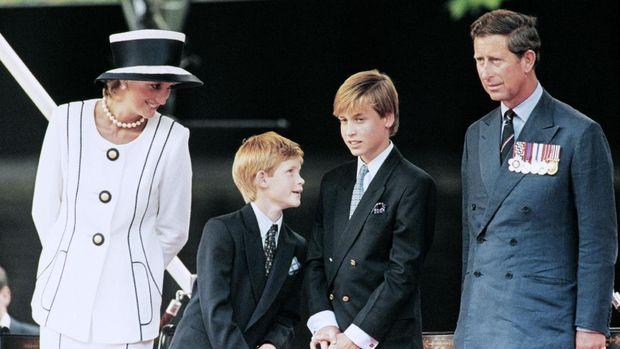 Diana, Putri Pertama Pemakai Jin dan Kaos di Kerajaan Inggris