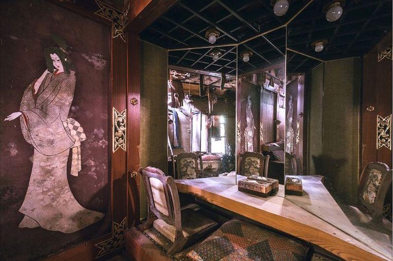 Love Hotel memang sudah umum berada di Jepang. Hotel ini memang dikhususkan untuk pasangan dewasa yang ingin bercinta, tapi tidak untuk yang satu ini namanya Motel Fuurin (CNN Travel)