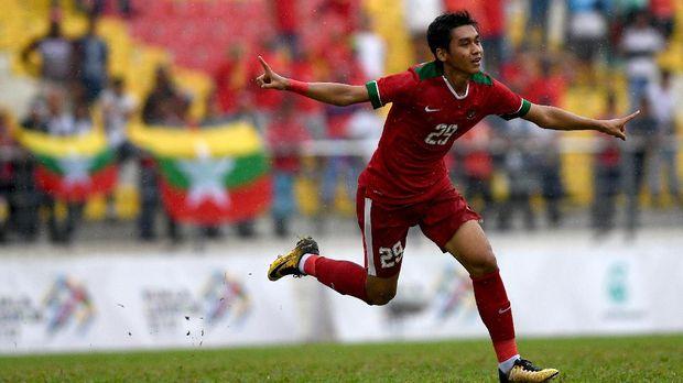 Septian David Maulana yakin Timnas Indonesia U-19 lolos ke semifinal.