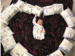 Cerita Inspiratif di Balik Foto ASI Perah dan Bayi Lucu