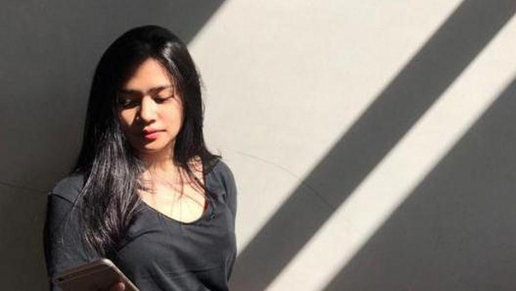 Reaksi Putri Mulan Jameela yang Dituding Hamil