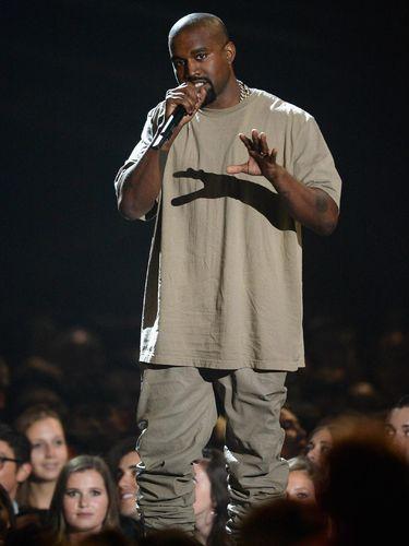 Kanye West di MTV Video Music Awards 2015.