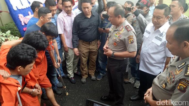 Ini Motif Pembunuhan Sopir Taksi Online di Palembang