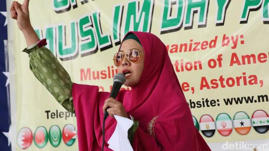 Peggy Melati Sempat Ditahan di Israel Saat Bawa Bantuan ke Palestina