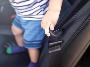Kisah Ini Jadi Pelajaran Agar Tak Sembrono Tinggalkan Anak di Mobil