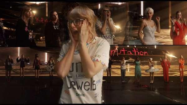 Video Klip Penuh Sindiran Milik Taylor Swift