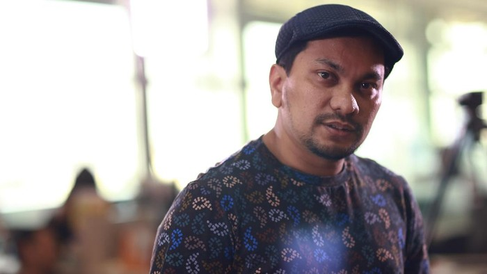 Menurut Tompi, praktik suntik silikon yang berbahaya paling sering menjual nama Mak Erot (Foto: Asep Syaifullah/detikHOT)