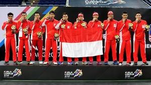 Thailand Juara Umum Bulutangkis, Indonesia Runner-up