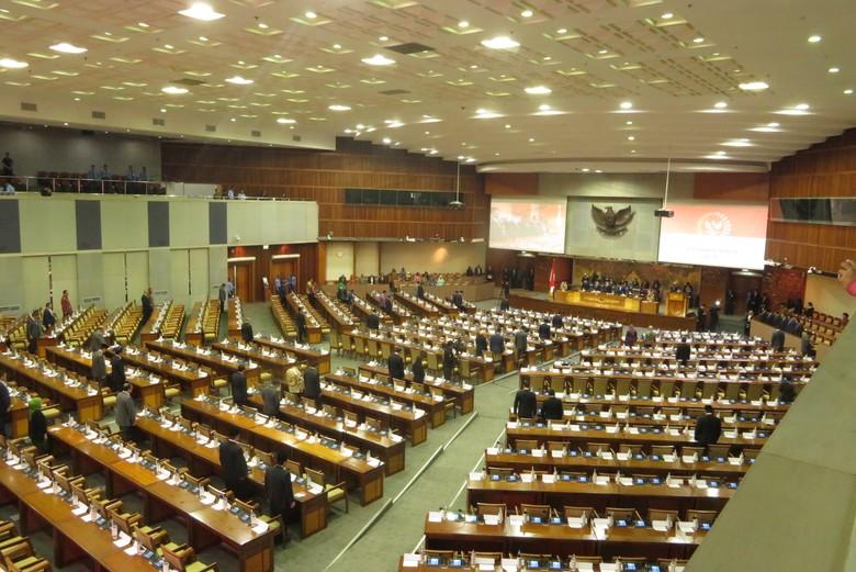 Sepi, Sidang Ulang Tahun DPR Cuma Dihadiri 112 Anggota Dewan