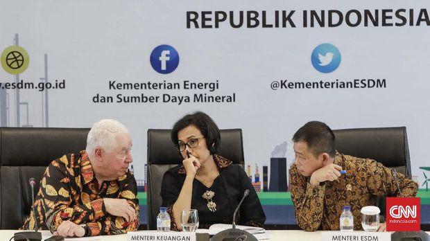KPK Cegah Praktik 'Papa Minta Saham' Freeport Terulang