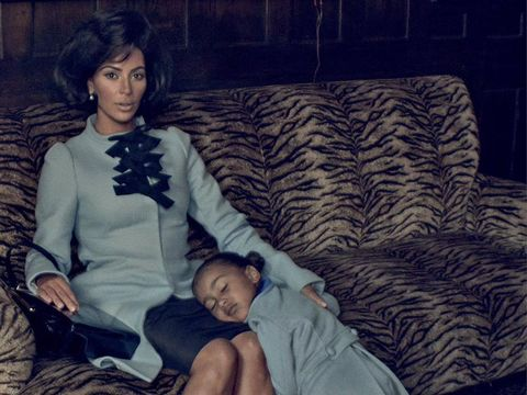 Anak Ketiga Perempuan, Kim Kardashian Kesulitan Pilih Nama