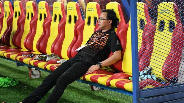 Ong Kim Swee mengatakan Timnas Malaysia U-22 harus segera bangkit usai kalah 0-1 dari Kamboja. (