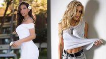 Cantik dan Seksinya Ring Girls Mayweather vs McGregor