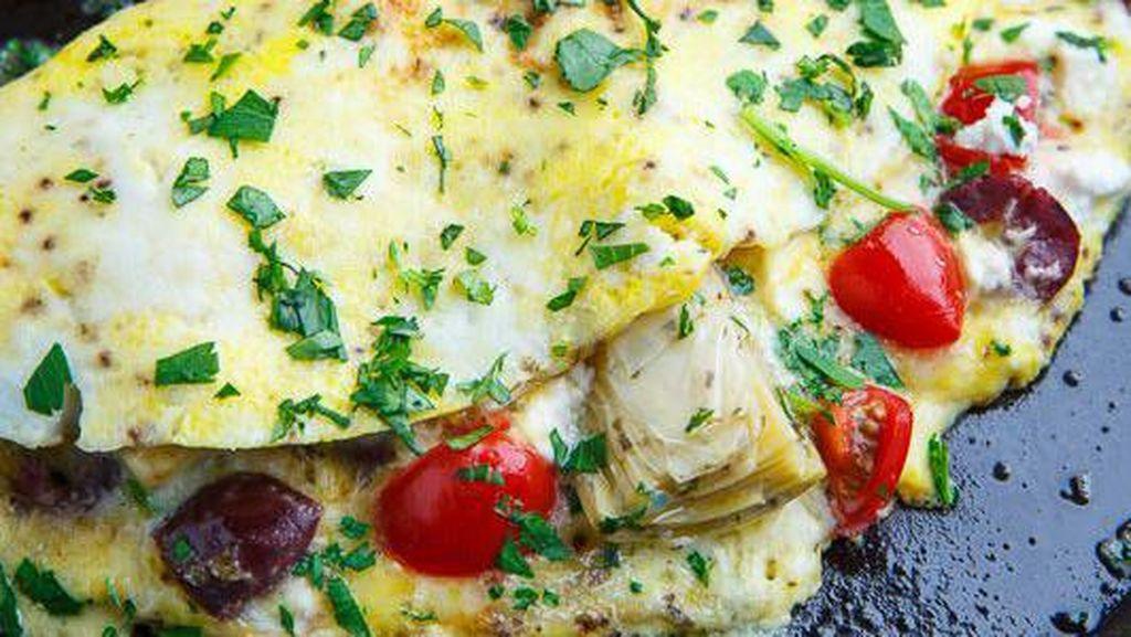 Resep Dadar Putih Telur yang Gurih dan Lebih Sehat Buat Sarapan
