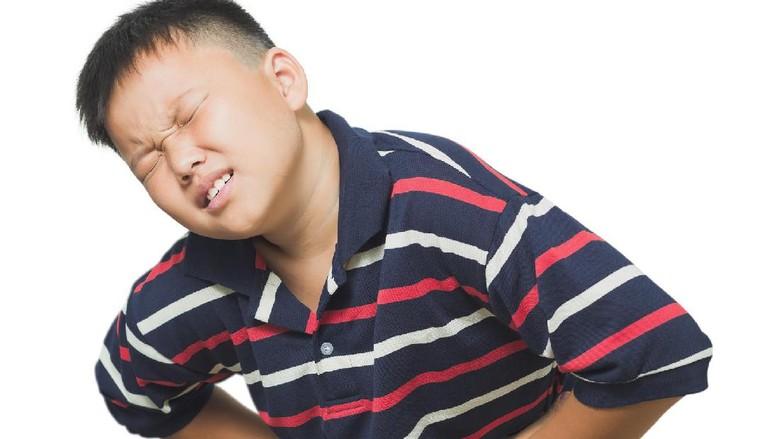 Sakit Perut Hebat dan Ada Bintik di Kulit, Kamu Sakit Apa, Nak?/ Foto: Thinkstock