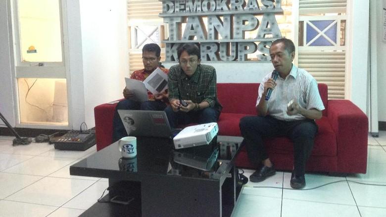 ICW: Dalam 6 Bulan, 226 Kasus Korupsi Rugikan Negara Rp 1,83 T